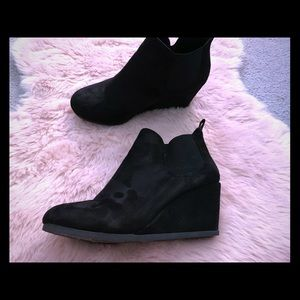 Maurices Shoes - Maurice's wedge booties